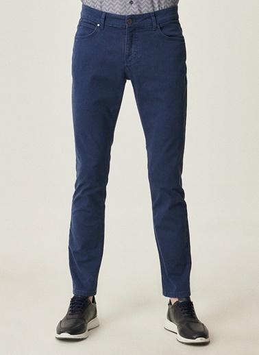 Beymen Business Slim Fit Flex-Fit Pantolon 4B0121200102 Lacivert
